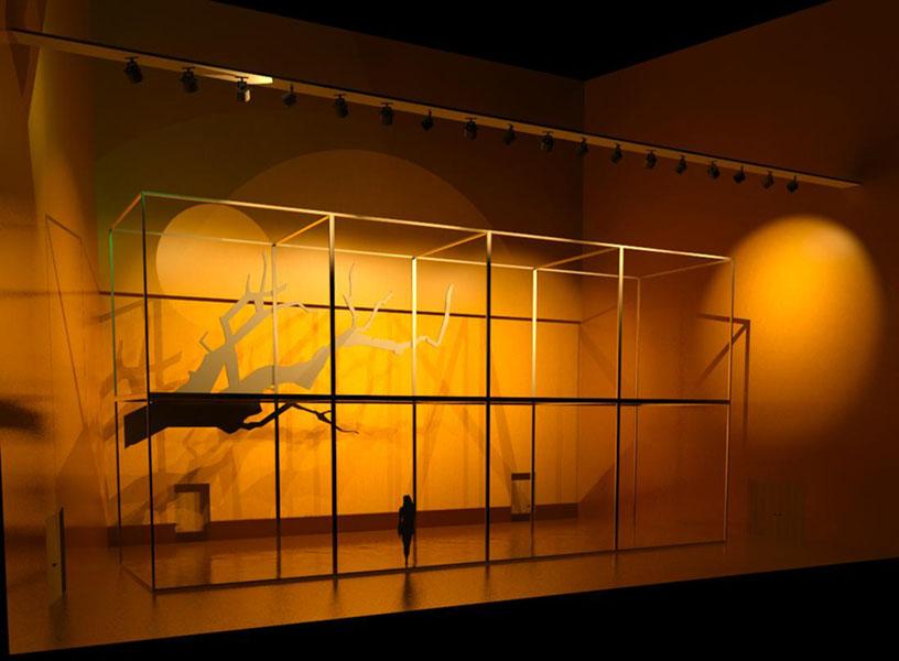 Stephen Hall - Revit Stage Lighting